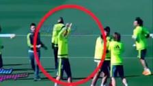 YouTube: Cristiano Ronaldo fue troleado por Luka Modric