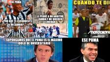 Los hinchas se burlan con memes de José Carranza por agredir a un árbitro