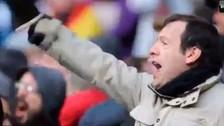 Video: Hinchas del Real Madrid piden la salida de Florentino Pérez del Real Madrid