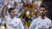 Real Madrid: Hazard se perfila como refuerzo si salen Isco y James Rodríguez