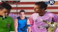 YouTube: el día que Nicola Porcella fue expulsado de Sport Boys por terrible falta