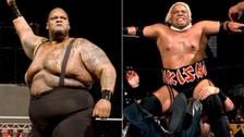 Los 10 luchadores más gordos de la historia de la WWE