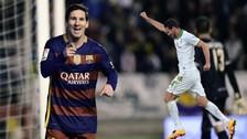 Barcelona venció por 5 a 1 al Rayo Vallecano por la Liga BBVA
