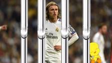 La excesiva cláusula de recesión del Real Madrid con Luka Modric