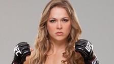 UFC: ¿Qué hacía Ronda Rousey mientras peleaban Holly Holm y Miesha Tate?