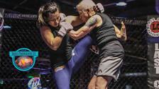 YouTube: anciana de 68 años peleó en la MMA con rival de 24
