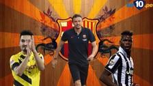 Barcelona pretendía estos 6 'cracks' pero Luis Enrique habría dicho que no