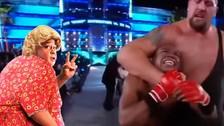 Big Show confesó que la abuela de Floyd Mayweather le llamó la atención