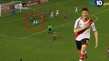 YouTube: Rodrigo Mora anotó un golazo para River Plate en la Copa Libertadores