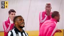 Video: Patrice Evra pasó la mayor humillación de su vida en reto de freestyle