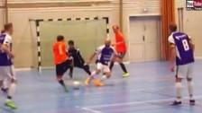 Video: alucinante gol de futsal sacude las redes sociales