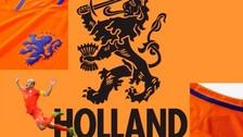 Nike presentó la nueva camiseta de Holanda con nueva tecnología [FOTOS]