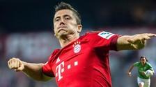 Robert Lewandowski rompió dos récords con un gol en la Bundesliga