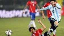Chile vs. Argentina: Lionel Messi ridiculizó a tres jugadores con jugada 'maradoniana'