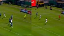 Video: la diferencia entre Paolo Guerrero y Edinson Cavani en la definición