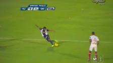 Video: Reimond Manco regaló una rabona a lo Ronaldinho ante Universitario