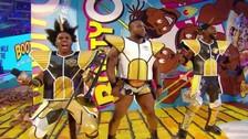 WWE Wrestlemania 32: The New Day salió disfrazado de Dragon Ball