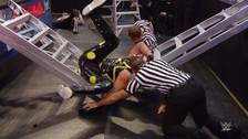 WWE Wrestlemania 32: el blooper que dejó en evidencia a la empresa