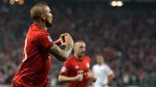 Bayern Munich venció al Benfica por la Champions League