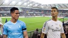 Cristiano Ronaldo y Yoshimar Yotún son víctimas de este cruel meme