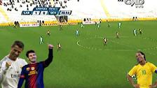 YouTube: el golazo de Marcio Valverde en el Real Garcilaso vs. Cesar Vallejo