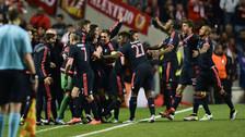 Bayern Munich igualó 2-2 ante Benfica y clasificó a semifinales de Champions League