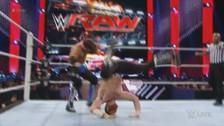 WWE: el escalofriante blooper de Sami Zayn que pudo ser tragedia