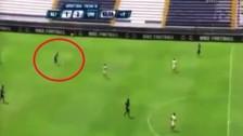Alianza Lima vs. Univesitario: Luis Trujillo es criticado por esta jugada