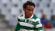 André Carrillo volvió a jugar después de siete meses con Sporting de Lisboa