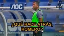 Edison Flores se burló del Puma Carranza después de ganar el clásico
