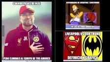 Liverpool vs. Borussia Dortmund: los memes del partido por la Europa League