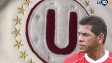 Universitario de Deportes: 'Puma' Carranza y su insólita manera de dirigir