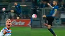 Video: Mauro Icardi marcó un impresionante gol con el Inter de Milán