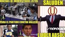 Facebook: los memes del Universitario vs. César Vallejo