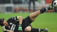 Gianluigi Buffon tapó penal en dos atajadas seguidas en victoria de Juventus