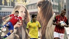 Gary Medel, Arturo Vidal y otros futbolistas que son eclipsados por sus hermanas