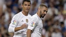 Real Madrid: Zidane dice que no puede arriesgar con Cristiano Ronaldo y Benzema