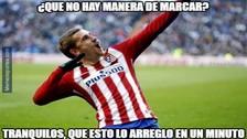 Atlético de Madrid: estos son los memes del triunfo sobre el Rayo Vallecano