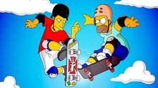 8 figuras deportivas que pasaron por Los Simpson