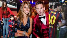 Instagram: Lionel Messi celebró el Día de la Madre con Antonella Roccuzzo
