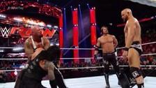 WWE: Roman Reigns atacó masacró a AJ Styles [VIDEO]