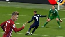 Bayern Munich vs. Atlético Madrid: la gran definición de Antoine Griezmann