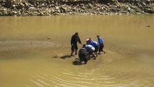 Escolar muere ahogado en la laguna El Tambo