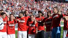 Bayern Munich se coronó tetracampeón de la Bundesliga