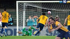 Luca Toni se retiró del fútbol ante la Juventus con golazo de penal
