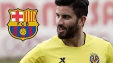 Barcelona está interesado en Mateo Musacchio del Villarreal