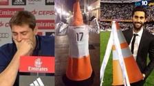 Real Madrid: Álvaro Arbeloa se retiró e Iker Casillas protagoniza los memes