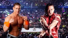 WWE anunció una pelea entre John Cena y Shinsuke Nakamura