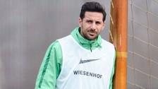 Claudio Pizarro es duda ante Eintrach Frankfurt en la lucha por la baja