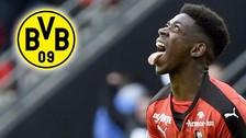 Borussia Dortmund oficializó el fichaje de Ousmane Dembélé